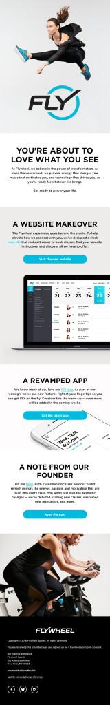 FlyWheel_Email