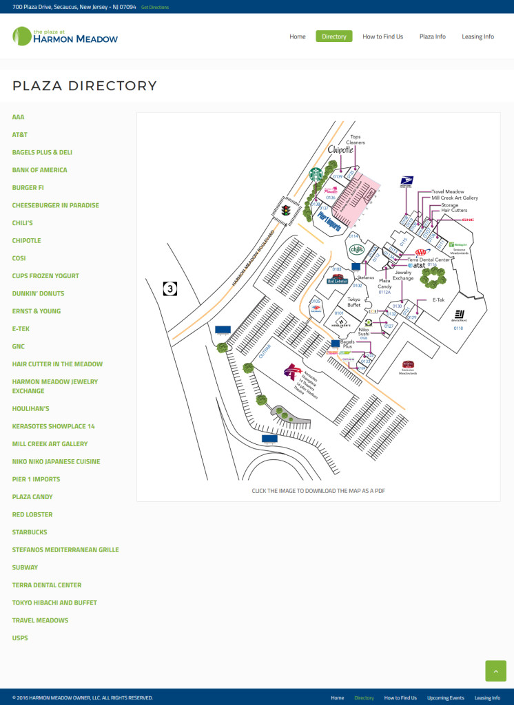 harmon-meadows-directory